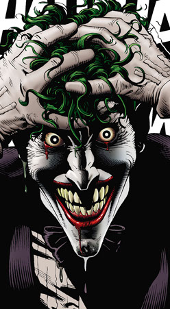 Brian Bollan's Joker from The Killing Joke